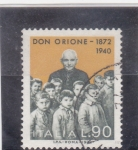 Stamps : Europe : Italy :  Don Orione-sacerdote
