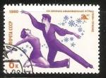 Sellos del Mundo : Europa : Rusia : 4660 - Olimpiadas de invierno, en Lake Placid
