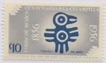 Stamps : America : Mexico :  Centenario de la Estampilla