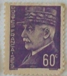 Stamps France -  HOURRIEZ