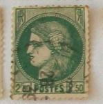 Stamps France -  REPUBLIQUE FRANCAISE