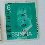 Sellos de Europa - España -  JUAN CARLOS I