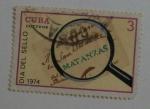 Stamps Cuba -  DIA DEL SELLO