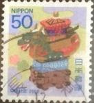 Sellos de Asia - Japón -  Scott#2722 Intercambio 0,35 usd 50 y. 1999