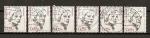 sellos de Europa - Alemania -  Mujeres famosas de Alemania./ Hildegard Knef.