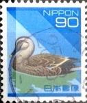 Sellos de Asia - Japón -  Scott#2162 Intercambio 0,80 usd 90 y. 1992