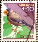 Stamps Japan -  Scott#2481 Intercambio 1,60 usd 140 y. 1995