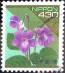 Stamps of the world : Japan :  Scott#2167A Intercambio 4,00 usd 430 y. 1992