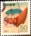 Sellos de Asia - Japón -  Scott#2443 Intercambio 0,35 usd 50 y. 1994