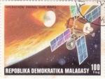 Stamps Madagascar -  Aeronautica- Operación Viking