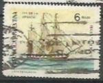 Sellos de America - Argentina -  NTERCAMBIO SCOTT N°1072 (cotiz. 0.25 USD)