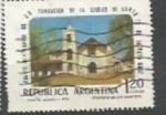 Sellos de America - Argentina -  INTERCAMBIO SCOTT N°1030