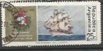 Sellos de America - Argentina -  SCOTT N °979 (Cotiz. 0.35 USD)