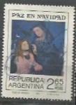 Sellos de America - Argentina -  INTERCAMBIO SCOTT N°1054 (cotiz.0.30 USD)