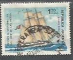 Sellos de America - Argentina -  SCOTT N°1026 (cotiz. 0.35 USD)
