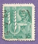 Stamps India -  INTERCAMBIO
