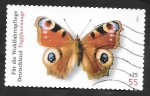 Stamps Germany -  2327 - Mariposa