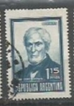 Sellos de America - Argentina -  INTERCAMBIO SCOTT 992