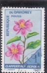 Stamps : Africa : Benin :  Flores-