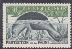 Stamps  -  -  NIGER-INTERCAMBIO