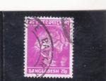 Stamps Bangladesh -  Tigre de Bengala