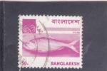 Stamps Bangladesh -  Pez