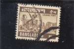 Stamps : Asia : Bangladesh :  Fort Lalbag
