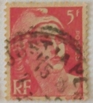 Stamps : Europe : France :  Marianne de Gandon