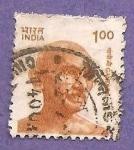 Sellos del Mundo : Asia : India : INTERCAMBIO