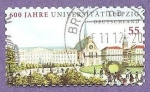 Stamps : Europe : Germany :  INTERCAMBIO