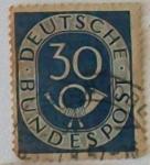 Stamps Europe - Germany -  DEUTSCHE BUSNDES POST