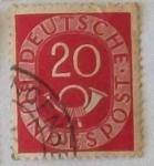 Stamps : Europe : Germany :  DEUTSCHE BUSNDES POST