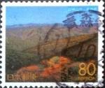 Sellos de Asia - Japón -  Scott#Z352 Intercambio 0,75 usd  80 y. 1999