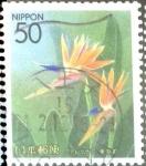 Sellos de Asia - Japón -  Scott#Z415 Intercambio 0,50 usd  50 y. 2000