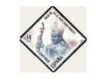 Stamps Europe - Spain -  VISITA A ESPAÑA DEL PAPA JUAN PABLO II
