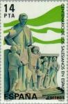 Stamps Europe - Spain -  CENTENARIO DE LOS SALESIANOS EN ESPAÑA