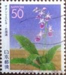 Sellos de Asia - Japón -  Scott#Z499 Intercambio 0,50 usd  50 y. 2001