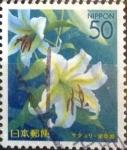 Sellos de Asia - Japón -  Scott#Z570 Intercambio 0,60 usd  50 y. 2002