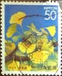 Sellos de Asia - Japón -  Scott#Z572 Intercambio 0,60 usd  50 y. 2002