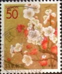 Sellos de Asia - Japón -  Scott#Z604 Intercambio 0,65 usd  50 y. 2003