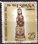 Sellos de Europa - España -  ESPAÑA 1964 1615 Sello Reconquista de Jerez Usados