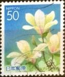 Stamps Japan -  Scott#Z632 Intercambio 0,65 usd  50 y. 2004