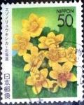 Sellos de Asia - Japón -  Scott#Z666 Intercambio 0,65 usd  50 y. 2005