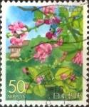 Stamps Japan -  Scott#Z692 Intercambio 0,65 usd  50 y. 2005