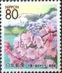 Sellos de Asia - Japón -  Scott#Z762 Intercambio 1,00 usd  80 y. 2006