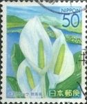 Stamps Japan -  Scott#Z783 Intercambio 0,60 usd  50 y. 2007