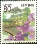 Sellos de Asia - Japón -  Scott#Z813 Intercambio 1,00 usd  80 y. 2007
