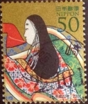 de Asia - Japón -  Scott#3044 Intercambio 0,45 usd  50 y. 2008
