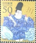 Stamps of the world : Japan :  Scott#3139 Intercambio 0,50 usd  50 y. 2009