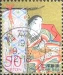 Sellos de Asia - Japón -  Scott#2992 Intercambio 0,60 usd  50 y. 2007